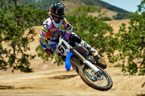 2016 Yamaha YZ450F in Hicksville, New York - Photo 13