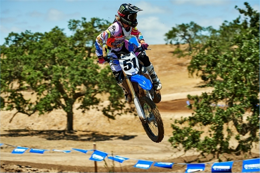 2016 Yamaha YZ450F in Hicksville, New York - Photo 14