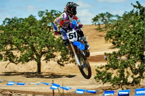 2016 Yamaha YZ450F in Canton, Ohio - Photo 17