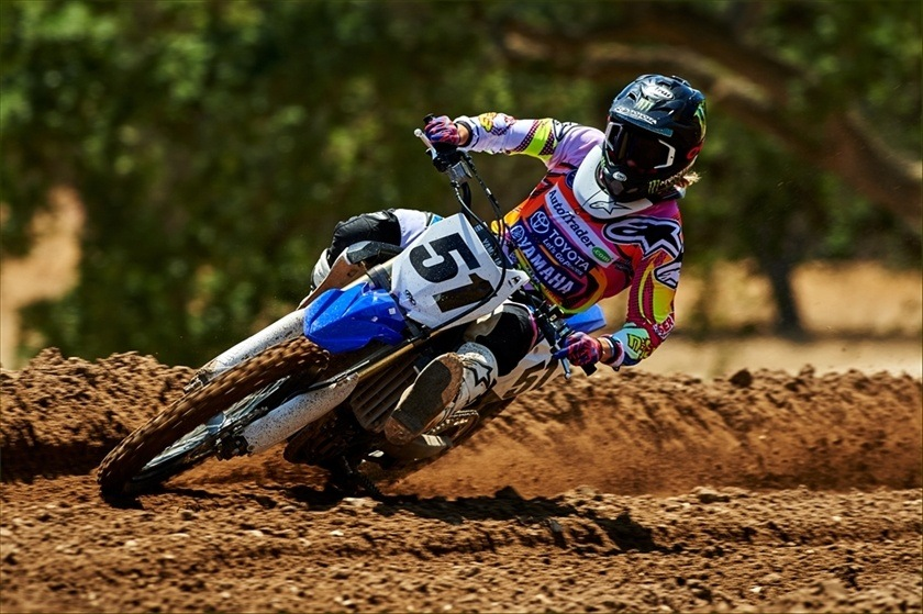 2016 Yamaha YZ450F in Hicksville, New York - Photo 16