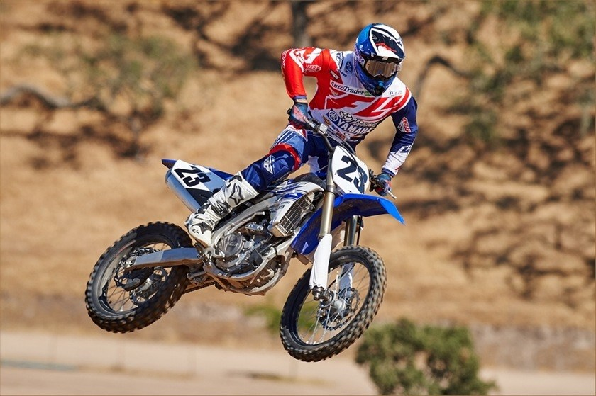 2016 Yamaha YZ450F in Berkeley, California