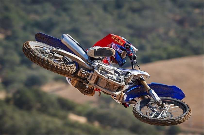 2016 Yamaha YZ450F in Hicksville, New York - Photo 18
