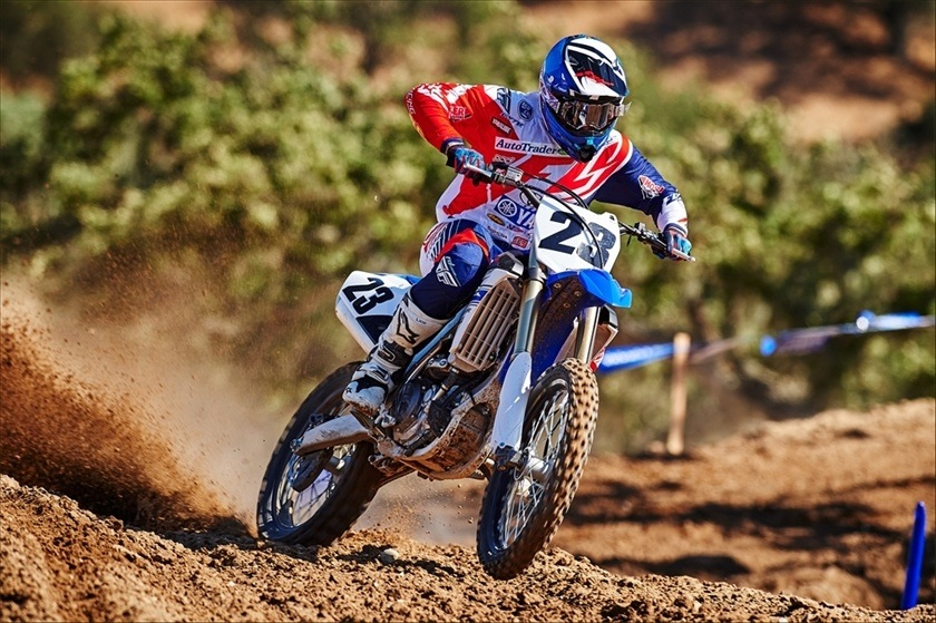2016 Yamaha YZ450F in Canton, Ohio - Photo 23