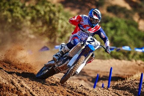 2016 Yamaha YZ450F in Canton, Ohio - Photo 24