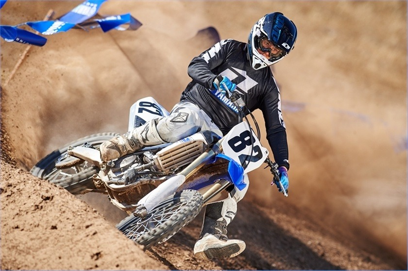 2016 Yamaha YZ450F in Hicksville, New York - Photo 22