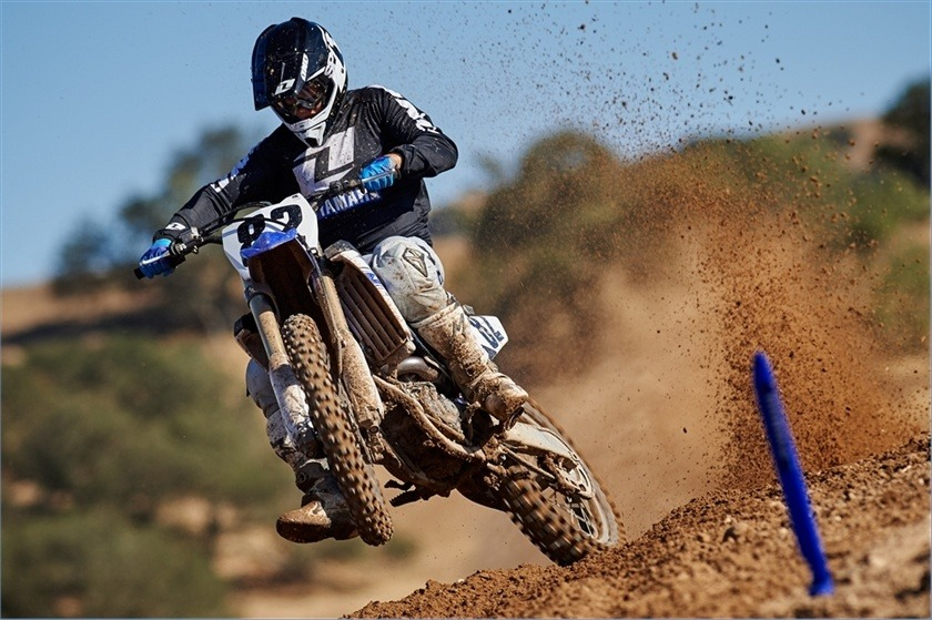 2016 Yamaha YZ450F in Brooklyn, New York
