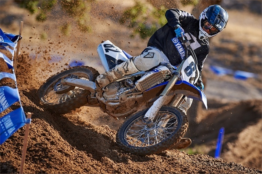 2016 Yamaha YZ450F in Canton, Ohio - Photo 28