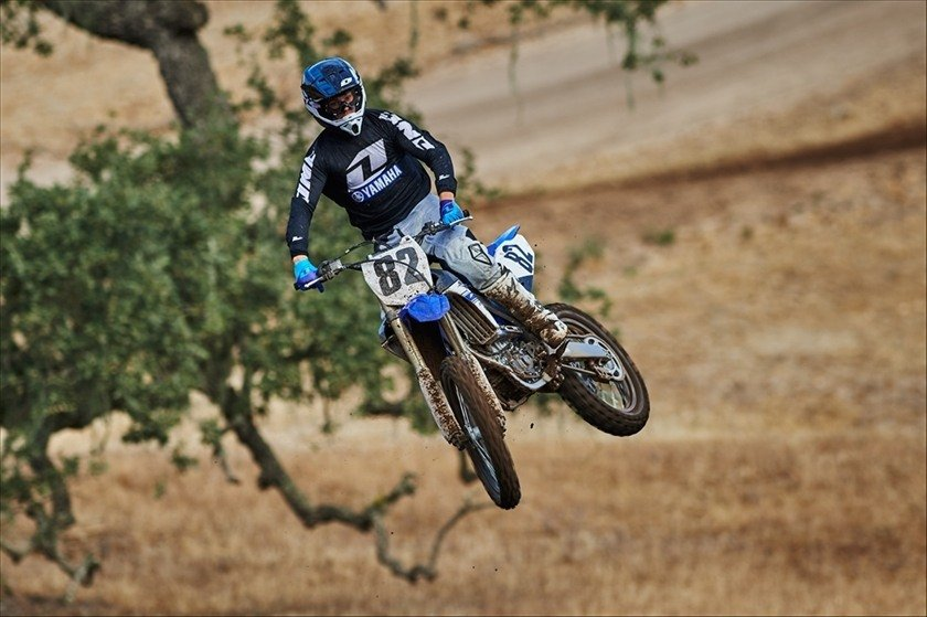 2016 Yamaha YZ450F in Hicksville, New York - Photo 26