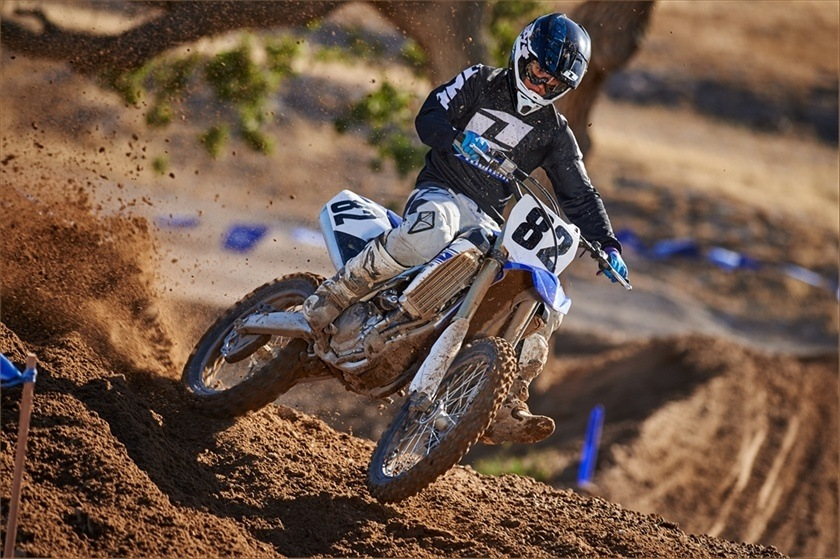 2016 Yamaha YZ450F in Hicksville, New York - Photo 27