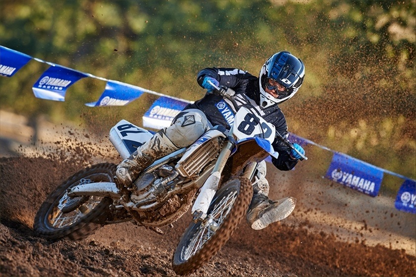 2016 Yamaha YZ450F in Canton, Ohio - Photo 31