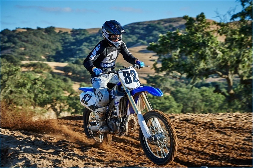2016 Yamaha YZ450F in Canton, Ohio - Photo 35
