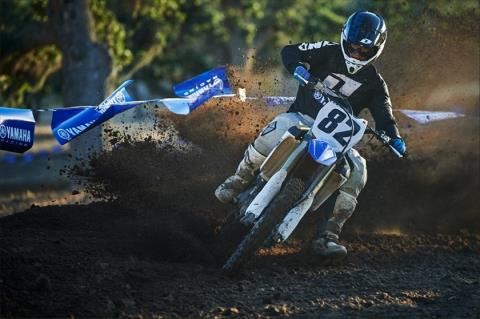 2016 Yamaha YZ450F in Canton, Ohio - Photo 36