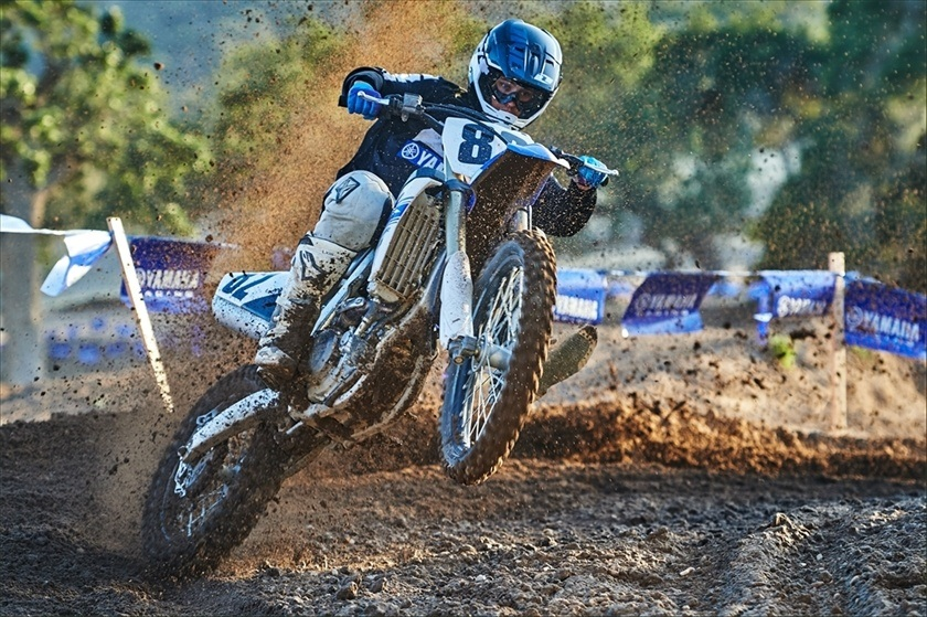 2016 Yamaha YZ450F in Canton, Ohio - Photo 38