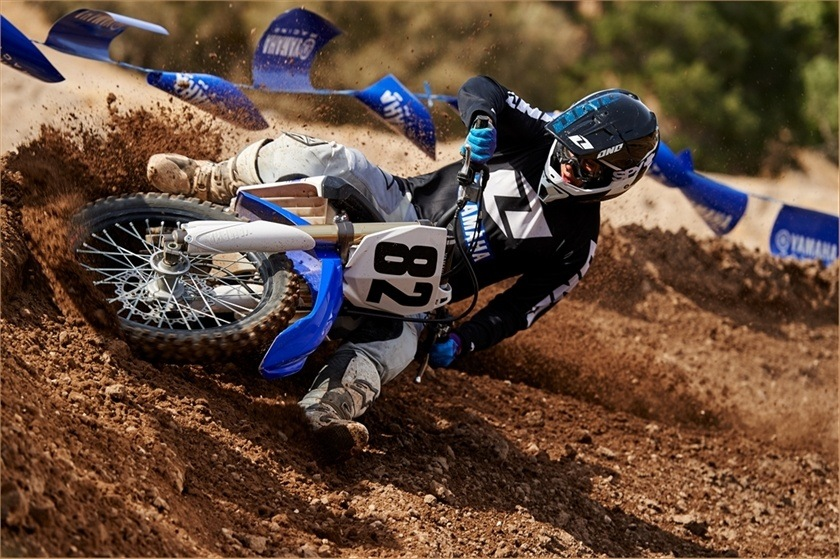 2016 Yamaha YZ450F in Geneva, Ohio