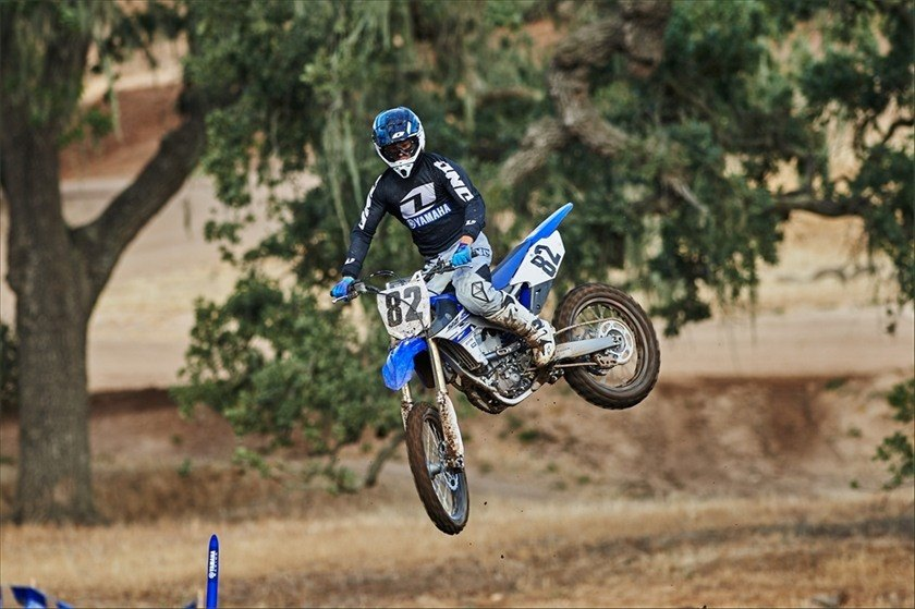 2016 Yamaha YZ450F in Canton, Ohio - Photo 40