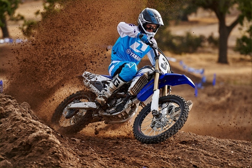 2016 Yamaha YZ450F in Canton, Ohio - Photo 41