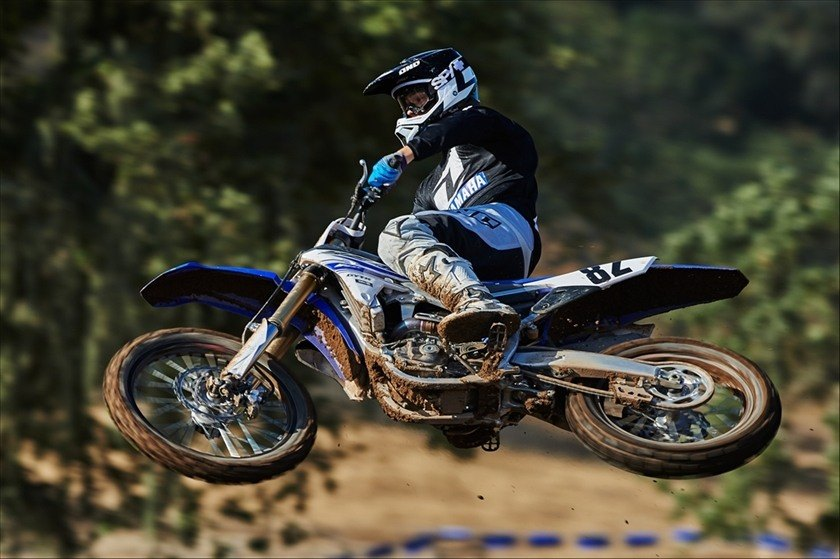 2016 Yamaha YZ450F in Hicksville, New York - Photo 46