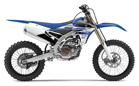 2016 Yamaha YZ450F in Canton, Ohio - Photo 4