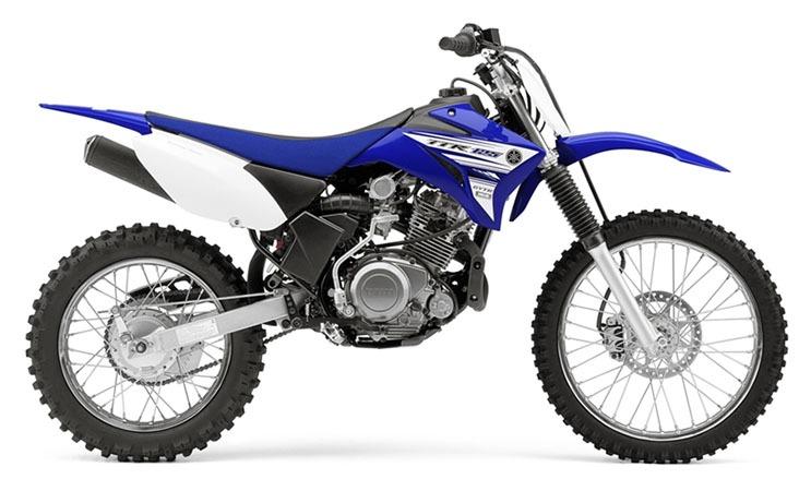 2016 Yamaha TT-R125LE 1