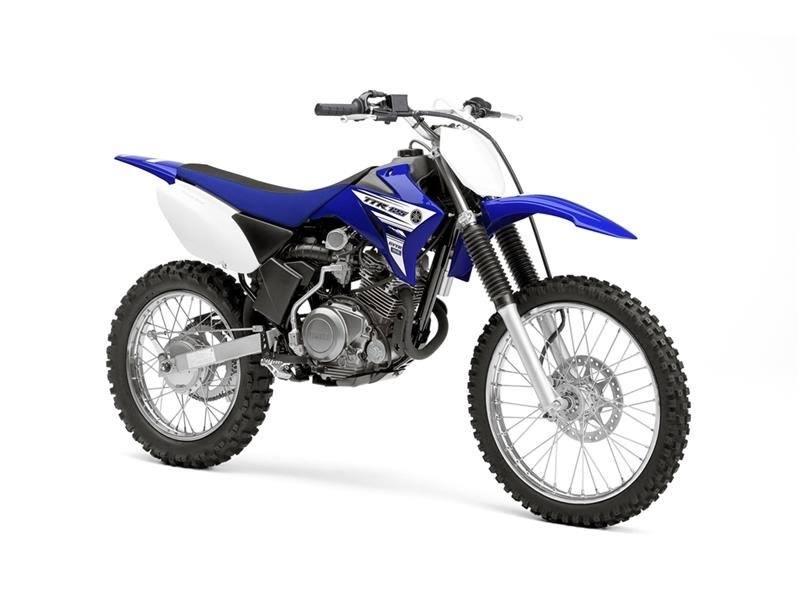 2016 Yamaha TT-R125LE 2