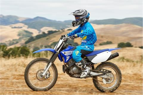 2016 Yamaha TT-R125LE in Berkeley, California