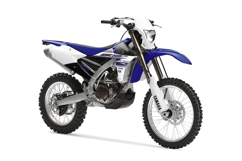 2016 Yamaha WR250F in Romney, West Virginia