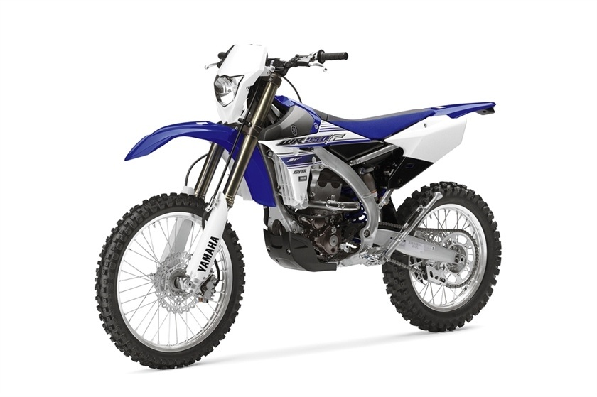 2016 Yamaha WR250F in Bristol, Virginia