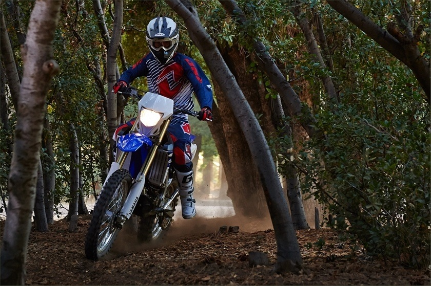 2016 Yamaha WR250F in Denver, Colorado