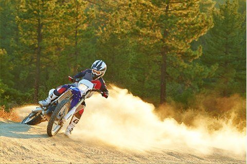 2016 Yamaha WR250F in Berkeley, California