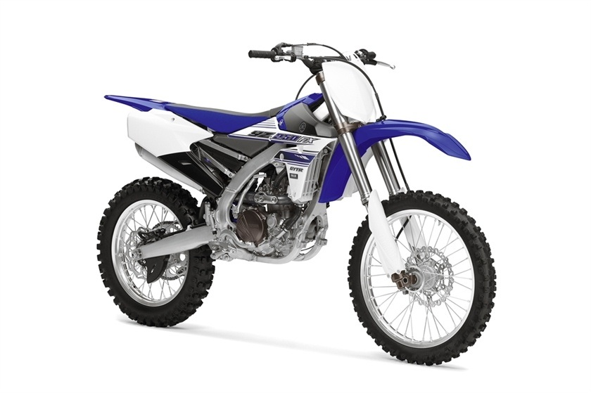 2016 Yamaha YZ250FX in Coloma, Michigan