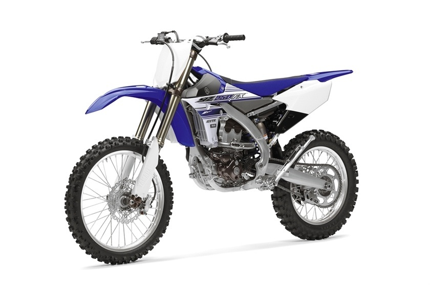 2016 Yamaha YZ250FX in Berkeley, California