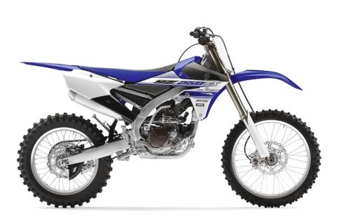 2016 Yamaha YZ250FX in Massapequa, New York