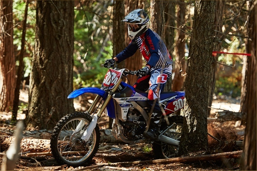 2016 Yamaha YZ250FX in Romney, West Virginia