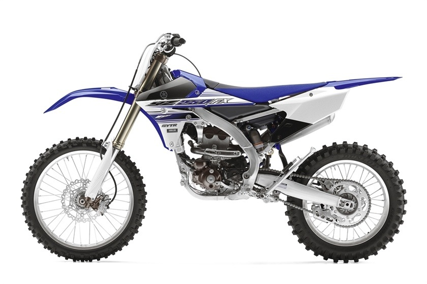 2016 Yamaha YZ250FX in Bristol, Virginia