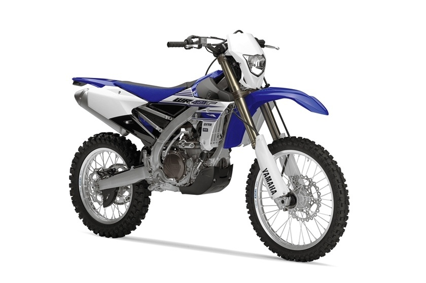 2016 Yamaha WR450F in Bristol, Virginia