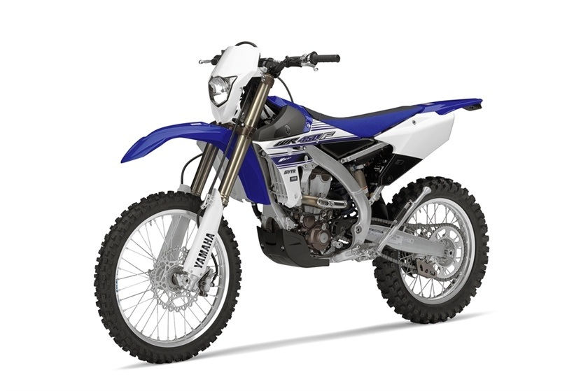 2016 Yamaha WR450F in Long Island City, New York