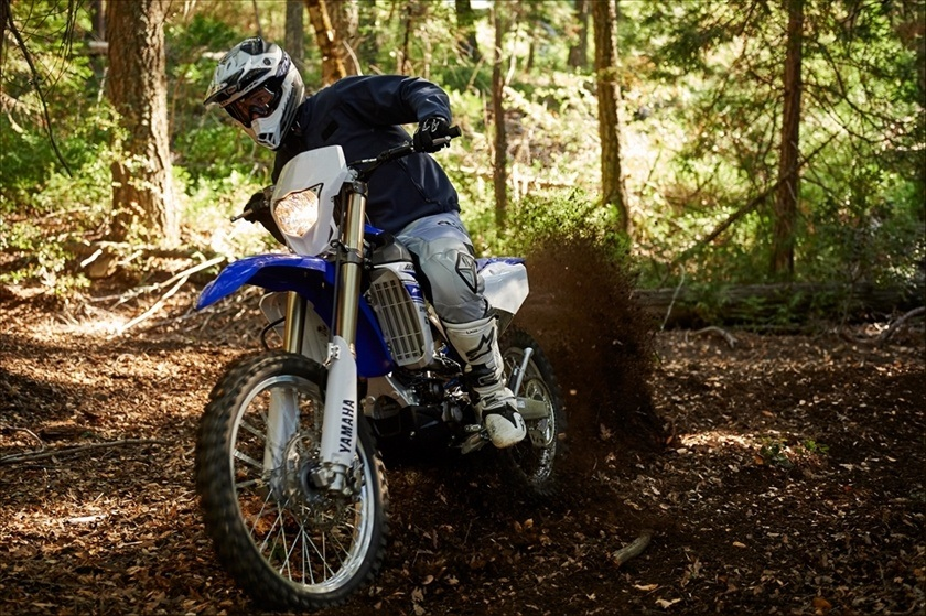2016 Yamaha WR450F in Victorville, California