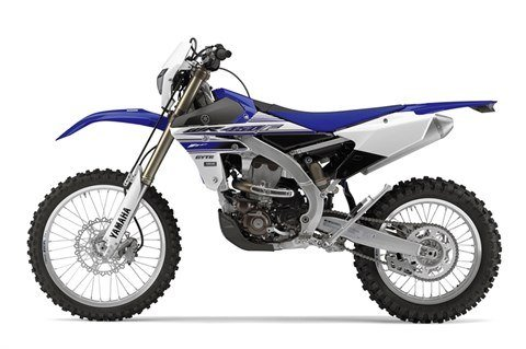 2016 Yamaha WR450F in Pittsburgh, Pennsylvania