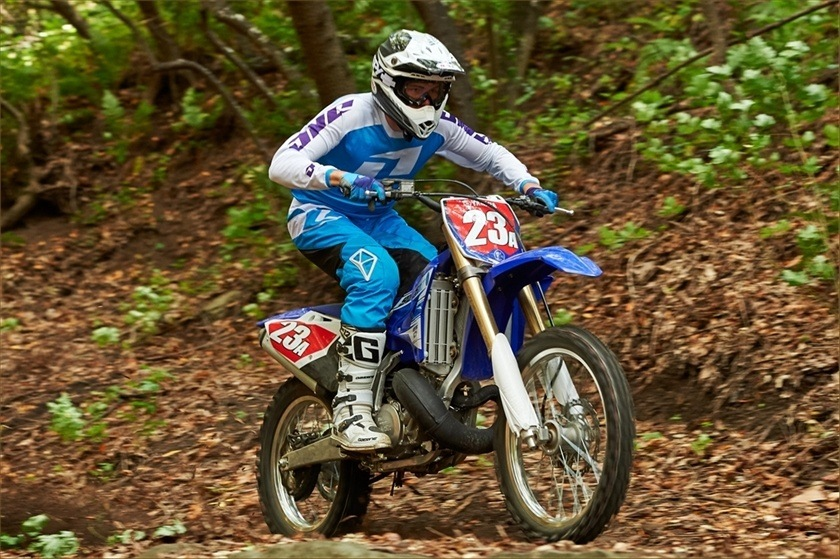 2016 Yamaha YZ250X in Pittsburgh, Pennsylvania