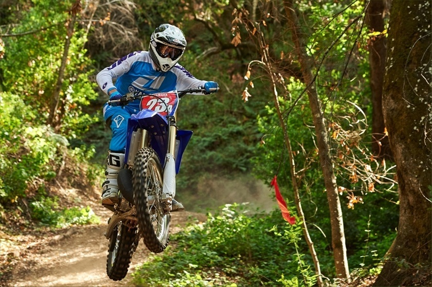 2016 Yamaha YZ250X in Romney, West Virginia