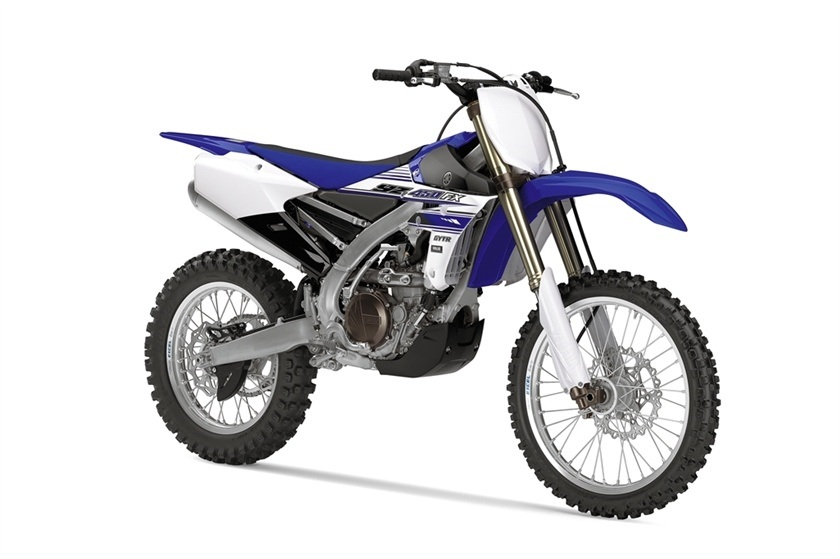 2016 Yamaha YZ450FX in Billings, Montana - Photo 5