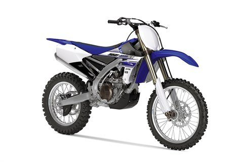2016 Yamaha YZ450FX in Johnson Creek, Wisconsin
