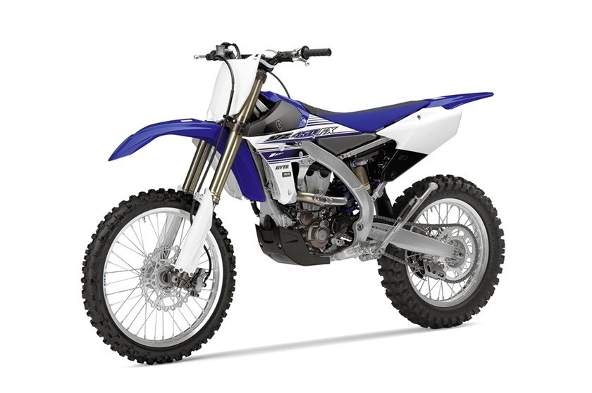 2016 Yamaha YZ450FX in Billings, Montana - Photo 6