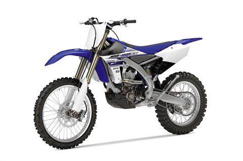 2016 Yamaha YZ450FX in Lowell, North Carolina