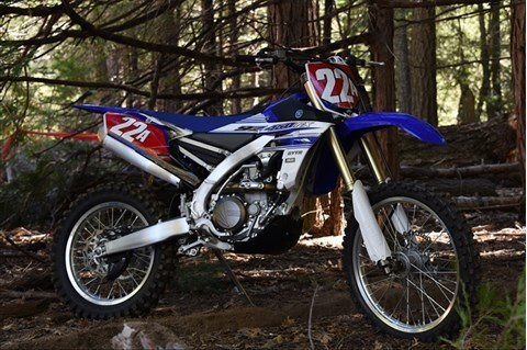2016 Yamaha YZ450FX in Romney, West Virginia