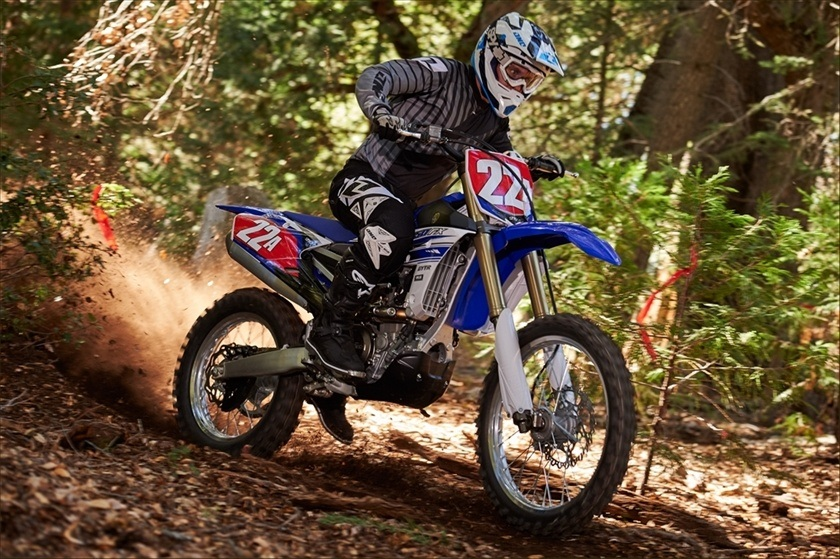 2016 Yamaha YZ450FX in Denver, Colorado