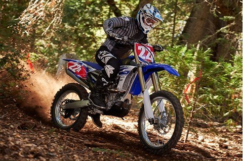 2016 Yamaha YZ450FX in Tyrone, Pennsylvania