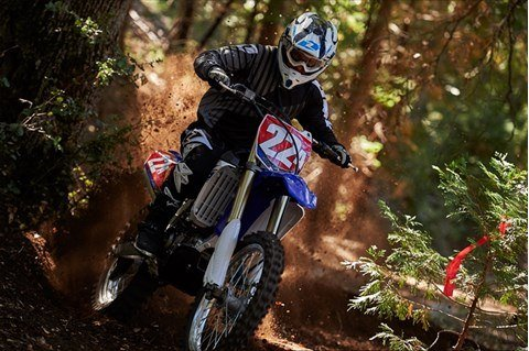2016 Yamaha YZ450FX in Centralia, Washington