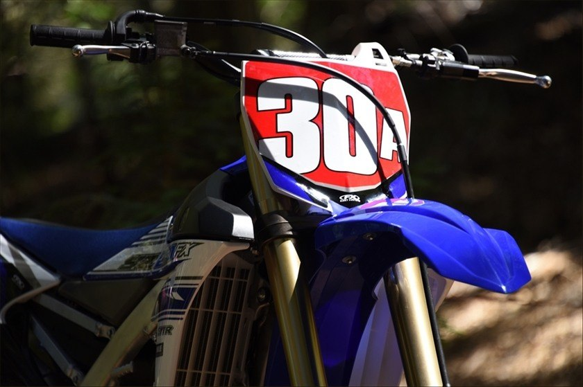 2016 Yamaha YZ450FX in Billings, Montana - Photo 14