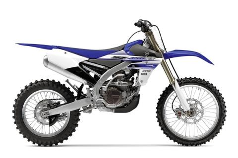 2016 Yamaha YZ450FX in Massapequa, New York